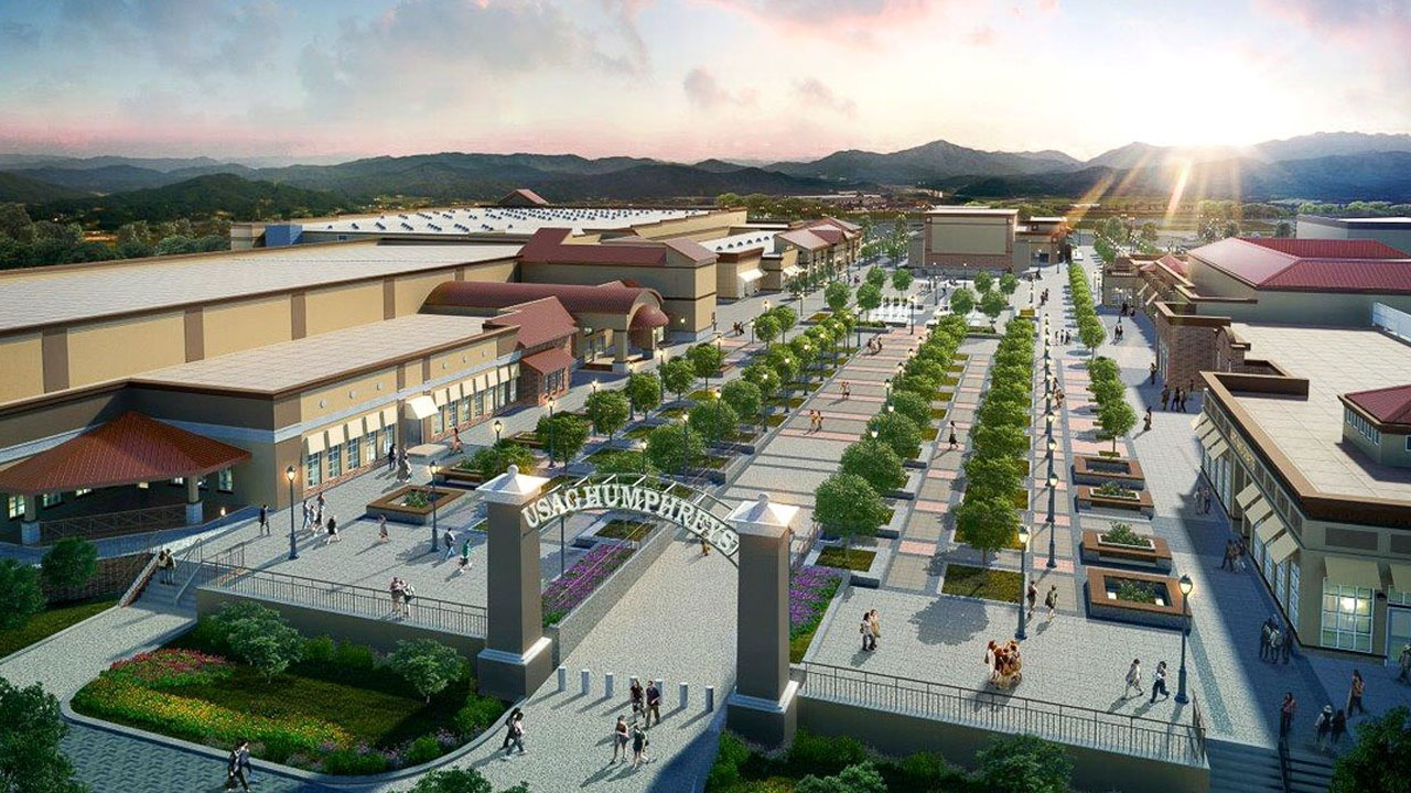 2015 is peak construction year for Camp Humphreys ... |Camp Humphreys Housing