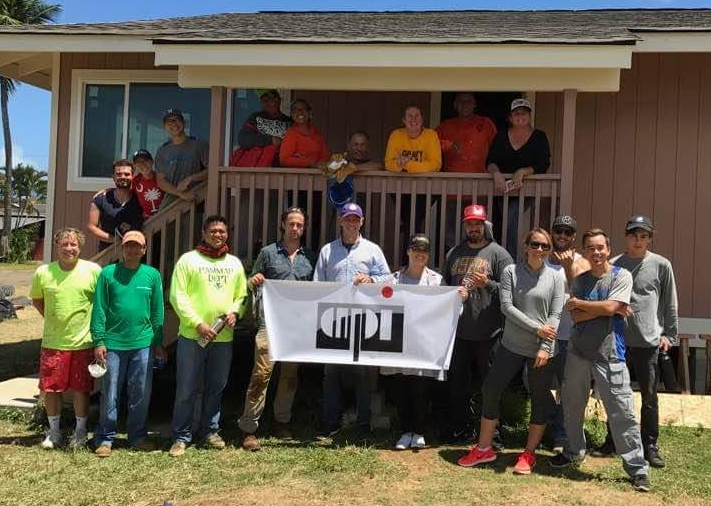 Architects Pacific Inc. U0026 Friends Team Up To Support Habitat For Humanity